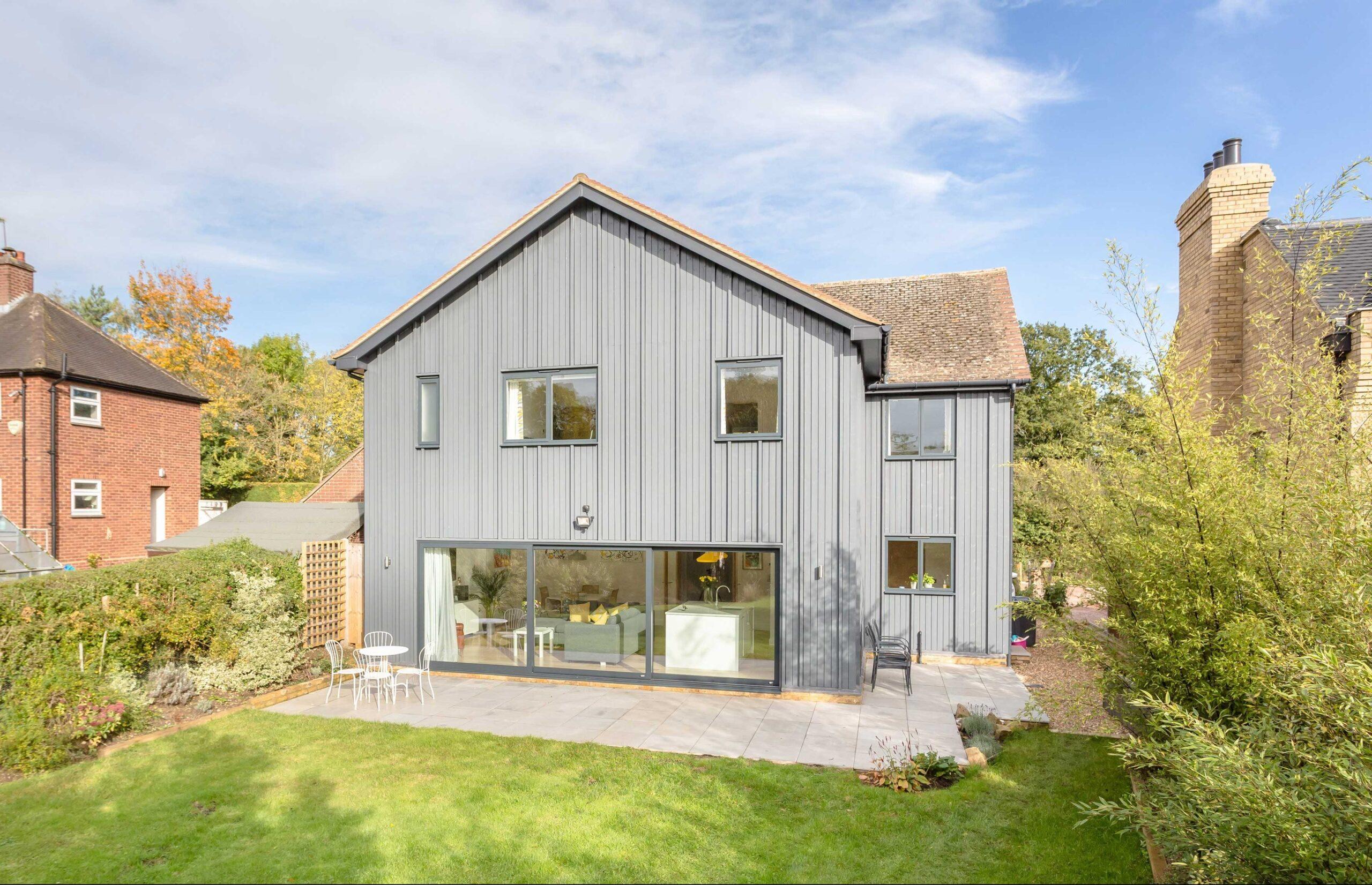 Green Belt Architecture Project Hertfordshire